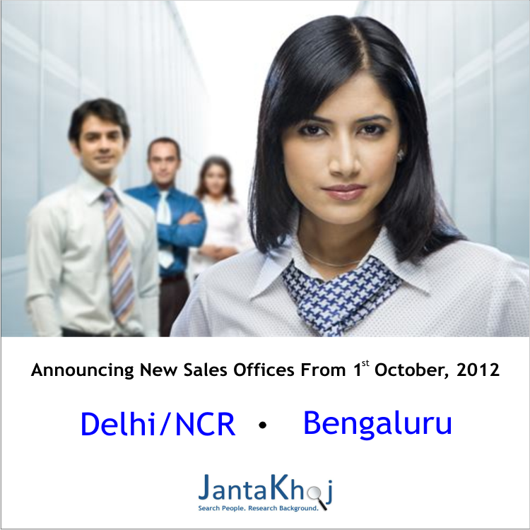 New Sales Offices in Delhi/NCR and Bengaluru